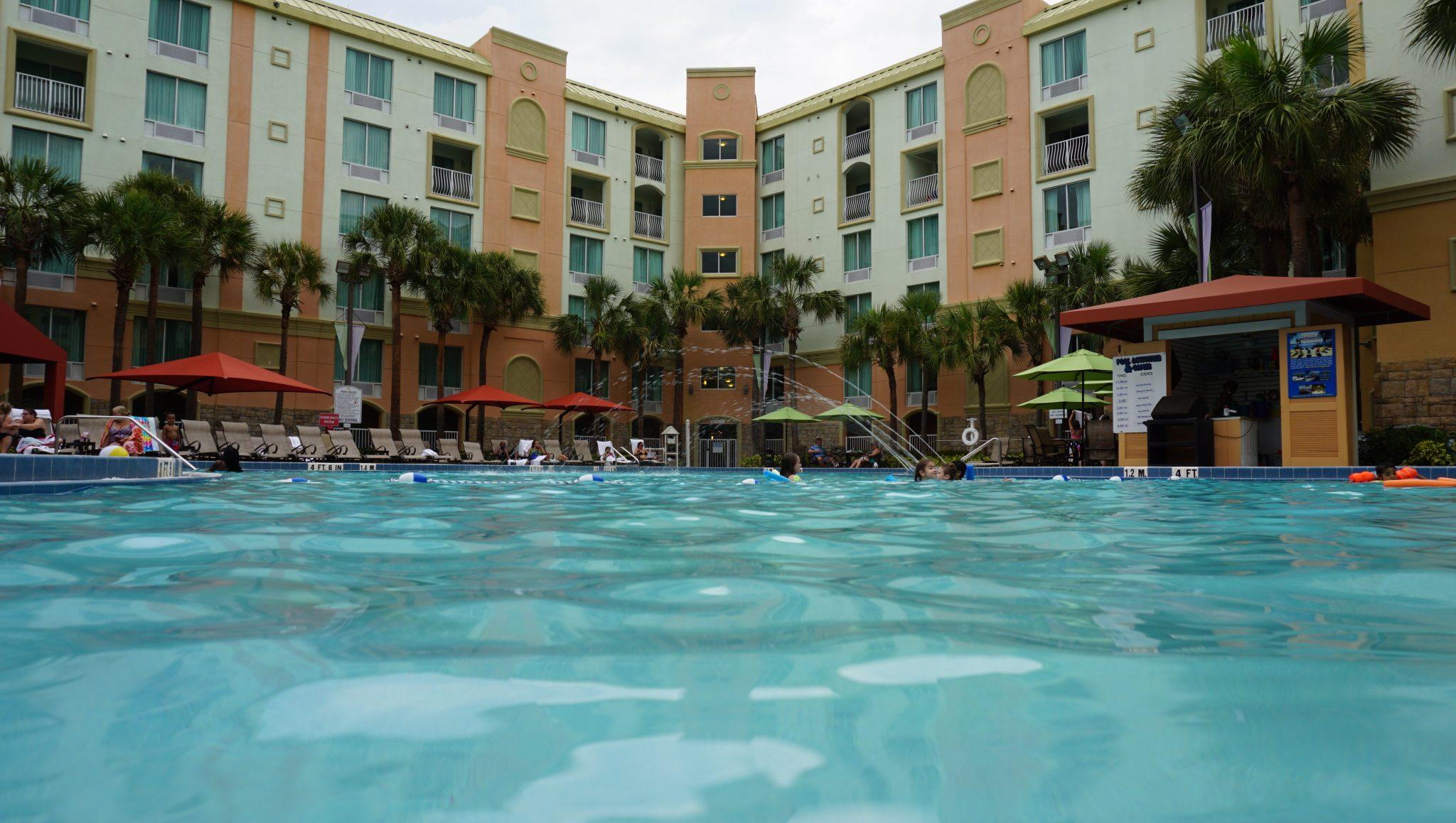 Make a Splash at the Holiday Inn Resort Orlando-Lake Buena Vista