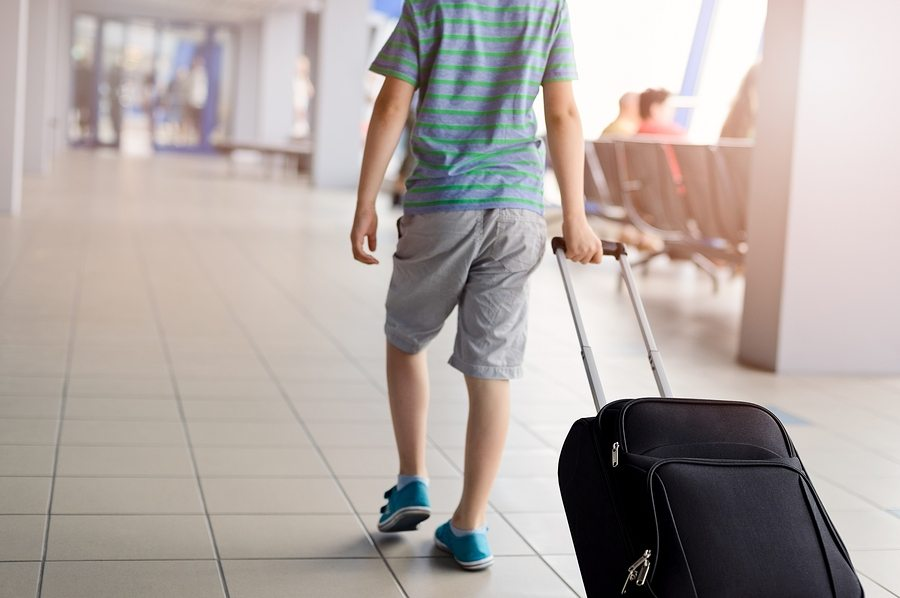 What To Pack In Your Child's Carry-On