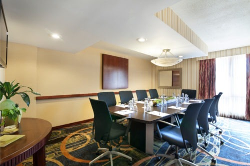 Radisson Hotel JFK Airport Boardroom