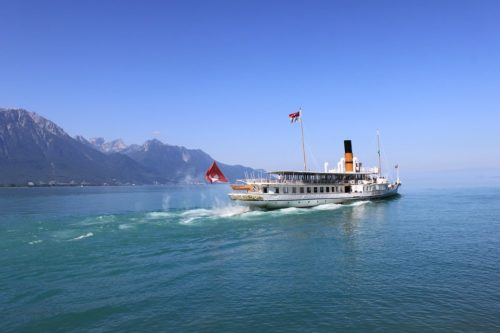 boating adventure trip