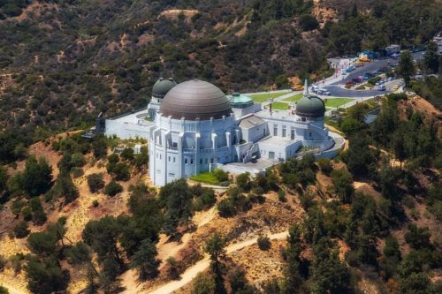 Los Angeles, Griffith Park and Observatory