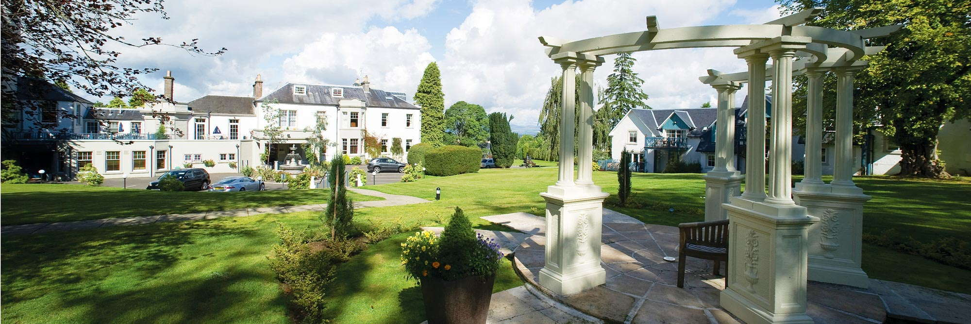 CLC Duchally Country Estate is considered one of the best hotels in Scotland
