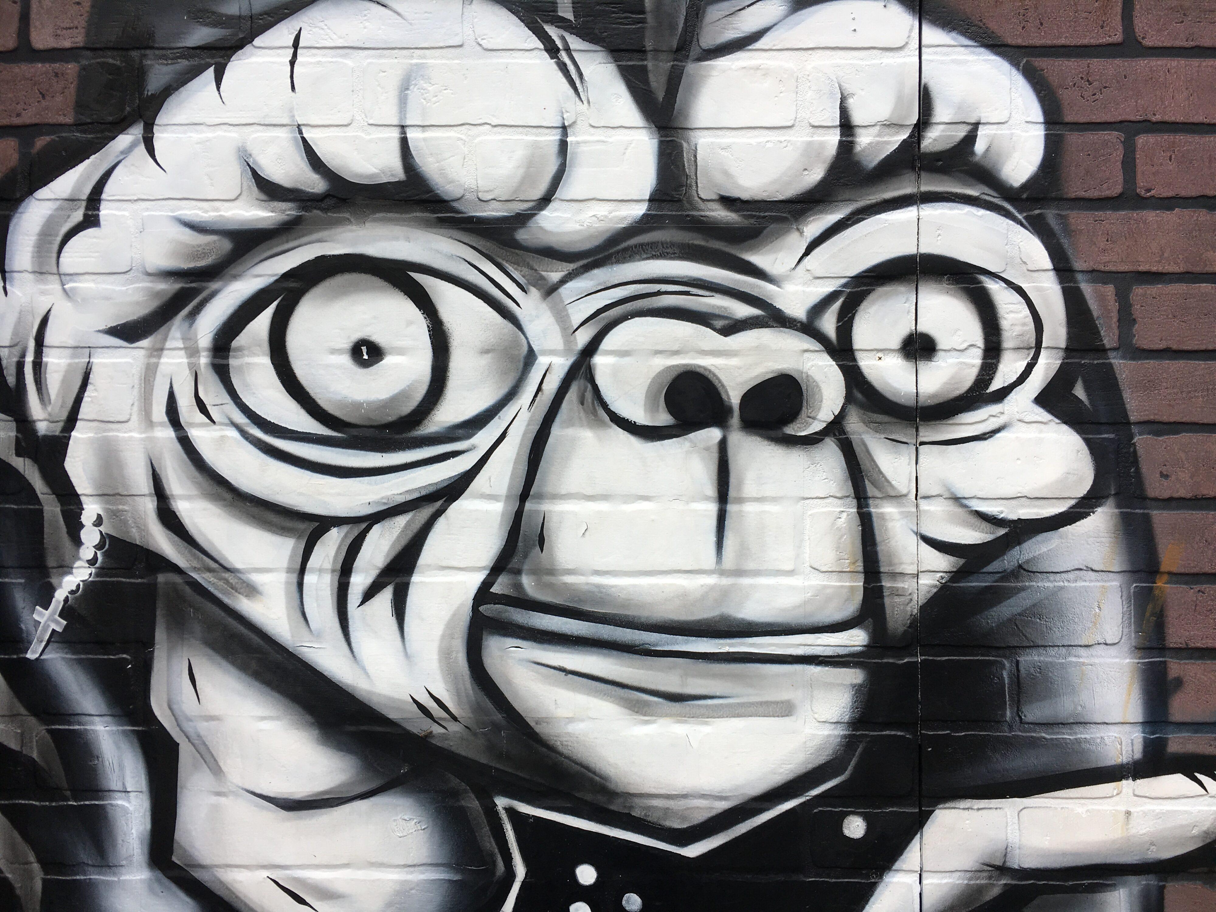 graffiti in San Juan