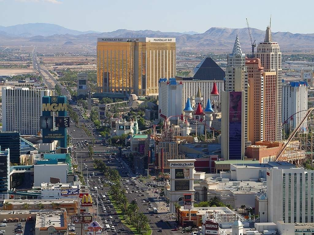 What's New in Las Vegas?