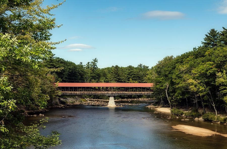 How to Enjoy New Hampshire, in Spring!