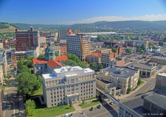 Hotels Near Binghamton University