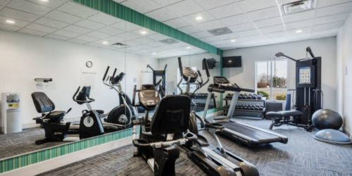 Holiday Inn Express & Suites Bremen fitness