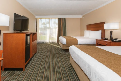 Daytona beach best western rooms