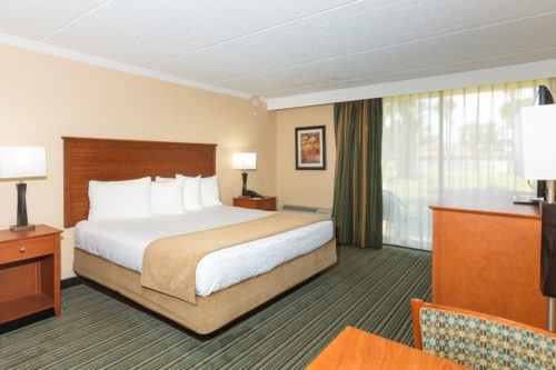 Daytona beach best western breakfast rooms