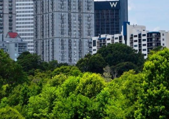 W Hotels Upgrades 3 Atlanta Hotels, with Multi-Million-Dollar Renovation