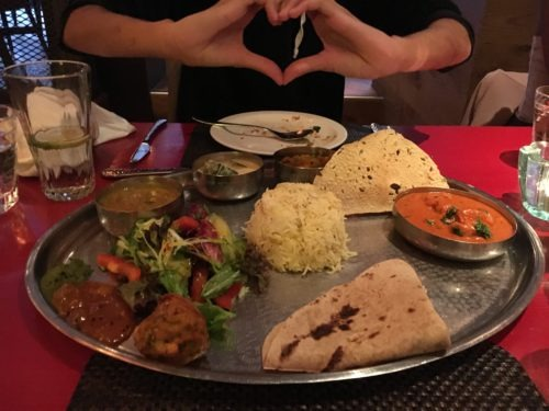 best indian restaurant in london
