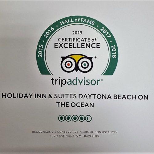 TripAdvisor Award-Winning Holiday Inn & Suites Daytona Beach on the Ocean