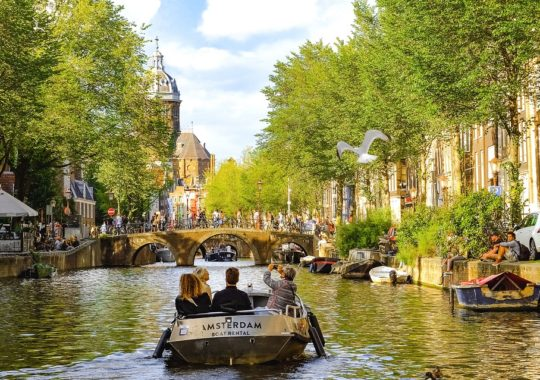 Free Things to Do in Amsterdam, The Netherlands