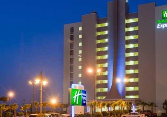 Put the Beach Back in Your Florida Vacation at the Holiday Inn Express & Suites Oceanfront in Daytona Beach Shores!